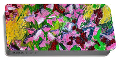 Lyrical Abstraction 201 Portable Battery Charger