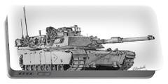 M1a1 B Company Xo Tank Portable Battery Charger