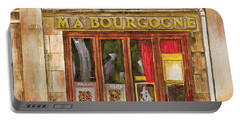 Ma Bourgogne Portable Battery Charger
