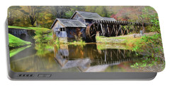 Mabry Grist Mill Portable Battery Charger