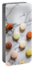 Macaron Pattern Portable Battery Charger