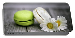 Macarons Portable Battery Charger