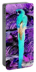 Macaw Fantasy Portable Battery Charger
