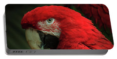 Macaw Portrait Portable Battery Charger