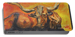 Macho Longhorn Portable Battery Charger