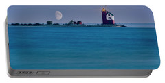 Mackinac Moon Portable Battery Charger