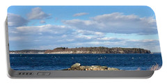 Mackworth Island Falmouth Maine Portable Battery Charger