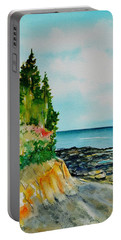 Mackworth Island Maine  Portable Battery Charger