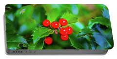 Macro Berries - 1202 Portable Battery Charger