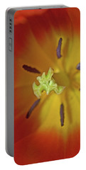 Macro Bloom - Pla238 Portable Battery Charger