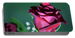 Macro Rose - 1106 Portable Battery Charger