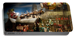 Macy's Miracle On 34th Street Christmas Window Portable Battery Charger