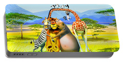 Madagascar Portable Battery Charger