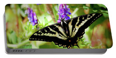Madam Butterfly Portable Battery Charger