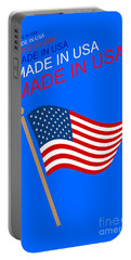 Made In Usa Portable Battery Charger