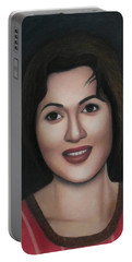 Madhubala - The Angel Of India Portable Battery Charger