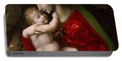Madonna And Child Portable Battery Charger