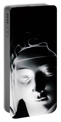 Portable Battery Charger featuring the photograph Madonna by Joseph Frank Baraba