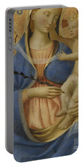 Madonna Of Humility Portable Battery Charger