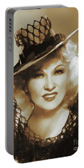 Mae West, Hollywood Legends Portable Battery Charger
