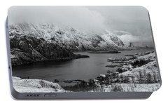 Portable Battery Charger featuring the photograph Maervoll by Alex Lapidus