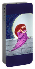Maggie's Lullaby Portable Battery Charger by Danielle R T Haney