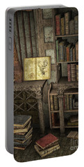 Magic Literature Portable Battery Charger