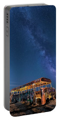 Magic Milky Way Bus Portable Battery Charger