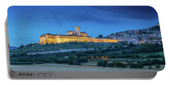 Magical Assisi Portable Battery Charger by JR Photography