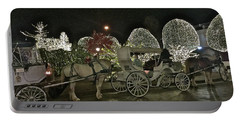 Magical Carriage Ride Portable Battery Charger