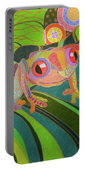 Magical Frog Being Portable Battery Charger