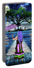 Magical New Orleans Portable Battery Charger by Tammy Wetzel