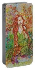 Magical Song Of Autumn Portable Battery Charger