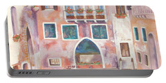 Magical Venice Portable Battery Charger by Lisa Boyd