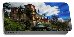 Magnificent Center Of Cuenca, Ecuador IIi Portable Battery Charger