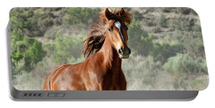 Magnificent Mustang Wildness Portable Battery Charger