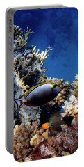 Magnificent Red Sea World Portable Battery Charger
