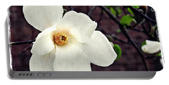 Magnolia Memories 2 Portable Battery Charger by Sarah Loft
