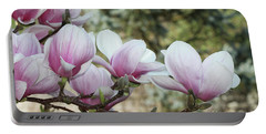 Magnolias #3 Portable Battery Charger