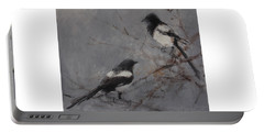 Magpies Portable Battery Charger