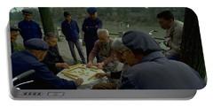 Mahjong In Guangzhou Portable Battery Charger