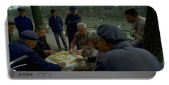 Photograph - Mahjong In Guangzhou by Travel Pics