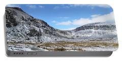 Mahon Falls Snow Portable Battery Charger