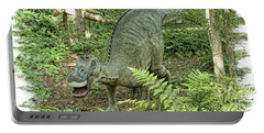 Maiasaura Poster Portable Battery Charger