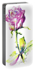 Maiden Rose Portable Battery Charger