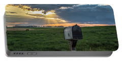 Mail Box In North Dakota  Portable Battery Charger