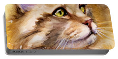 Main Coon Portable Battery Charger