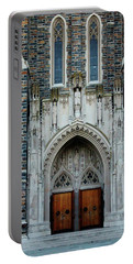 Main Entrance To Chapel Portable Battery Charger