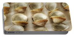 Maine Clam Shells Portable Battery Charger