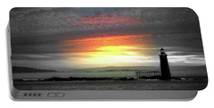 Maine Lighthouse Portable Battery Charger